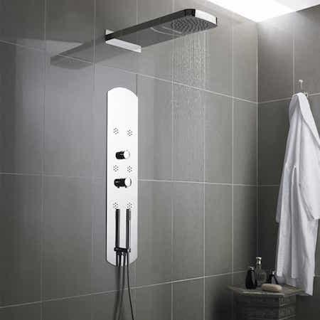Lcm plombier chauffagiste 01 86 61 08 98 couen - Installation colonne de douche hauteur ...